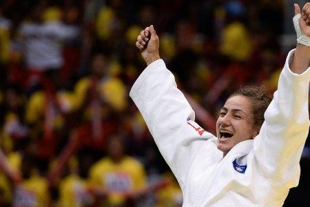 Kampionati Evropian i Xhudos: Majlinda Kelmendi kualifikohet në gjysmëfinale