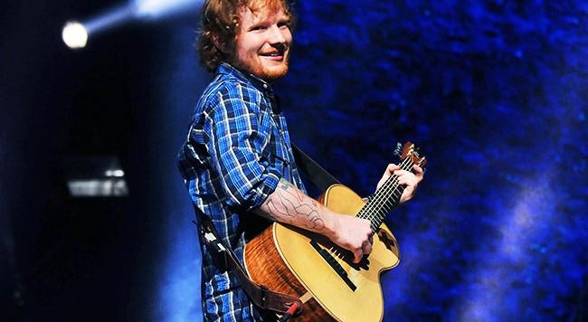 Ed Sheeran zgjidh mosmarrëveshjen 20 milionë dollarëshe