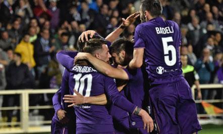 """Fiorentina mposht Interin në një ndeshje të """"çmendur"""""""