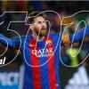 500 gola për Barçën, njihuni me statistikat e frikshme të Leo Messit