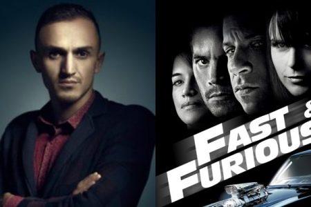 """Roli """"negativ"""" i Erand Hoxhës në """"Fast and Furious"""": Si arrita të kontaktoj me stafin dhe raportin me aktorët e tjerë (INTERVISTA)"""