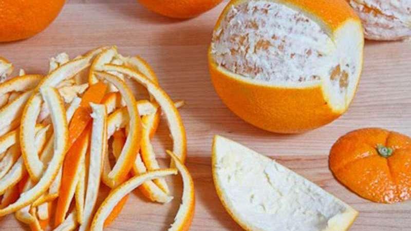 Lëkurat e portokallit për dobësim të shpejtë, ja receta