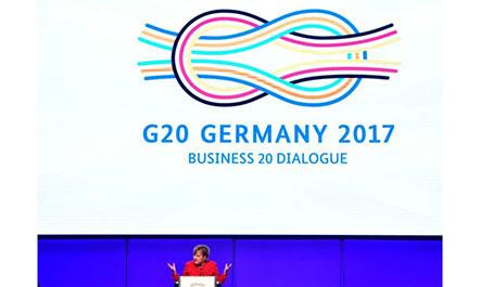 "Samiti i G20-s, Gjermania pezullon ""Schengen""-in si Italia"