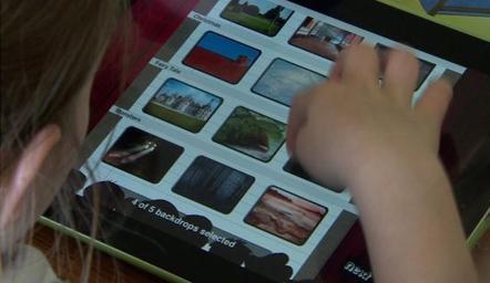 Sipas një studimi iPad ndihmon fëmijët në zhvillimin e aftësive