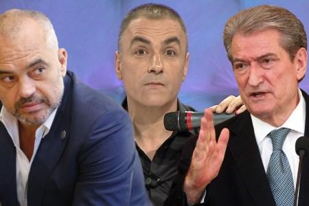 Sot përplasen në TV Berisha me Ramën