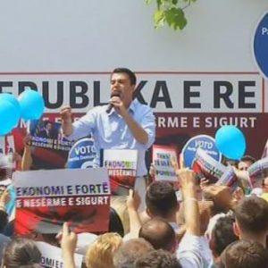 Basha premton Rrugën e Arbërit në Dibër: Ose largohem si kryeministër!