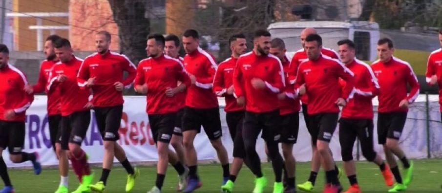 Renditja e FIFA-s, Shqipëria mbetet e 66-ta