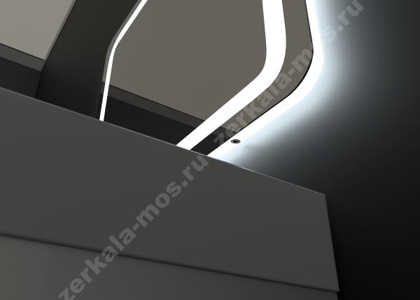 зеркало для ванной СТАР-04