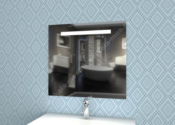 Зеркало для ванной ЭКСТРА