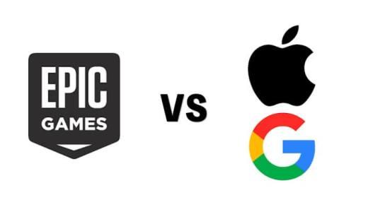 【EPIC VS GAFA】大人気ゲーム「フォートナイト」が携帯アプリストアで配信禁止に