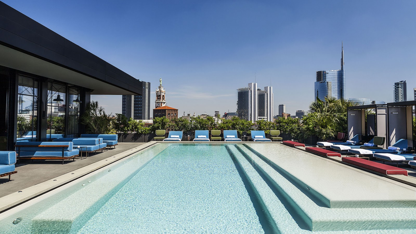 Le migliori terrazze di Milano  Zero