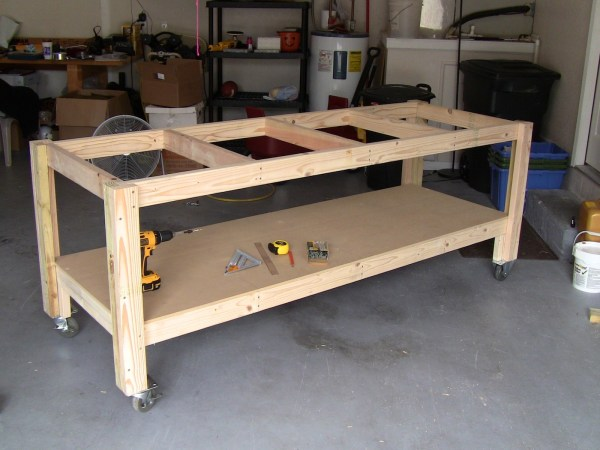 Forums - Viewing Topic Diy Workbench Project