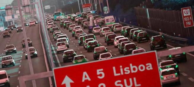 ZERO mediu o ruído ambiente em cinco cidades de Portugal