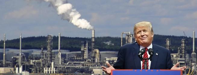 A ZERO sobre o próximo Presidente Trump e as alterações climáticas