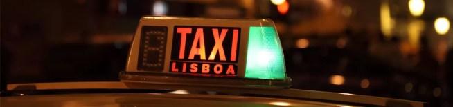 Táxis anteriores ao ano 2000 proibidos no corredor Marquês de Pombal / Terreiro do Paço, a partir de segunda-feira, 3 de julho