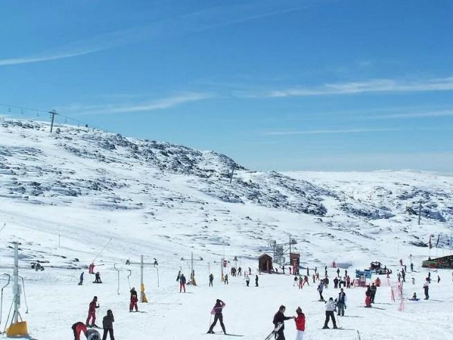 Avaliação de Impacte Ambiental possibilitará a legalização de obras ilegais em Pista de Esqui