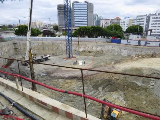 Detetada nova mancha de solos contaminados no Parque das Nações em Lisboa
