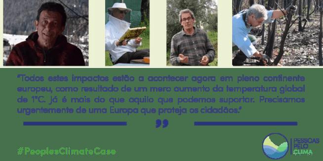 Pessoas pelo Clima: UE insiste em impedir o acesso à justiça pelas famílias atingidas pela crise climática