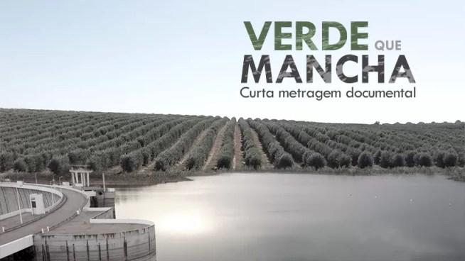"""Já está disponível a curta metragem documental """"VERDE QUE MANCHA"""""""