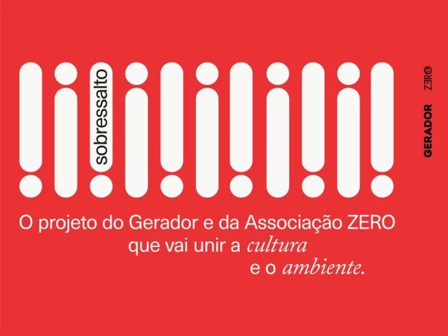 Gerador e ZERO criam projeto que une a cultura e o ambiente