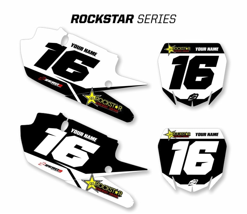 YAMAHA CUSTOM MOTOCROSS BACKGROUNDS