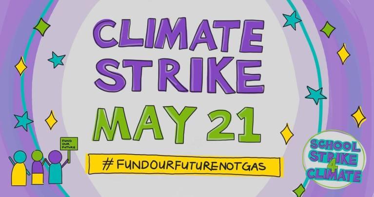 School Strike for Climate Byron Bay – 21 May 2021