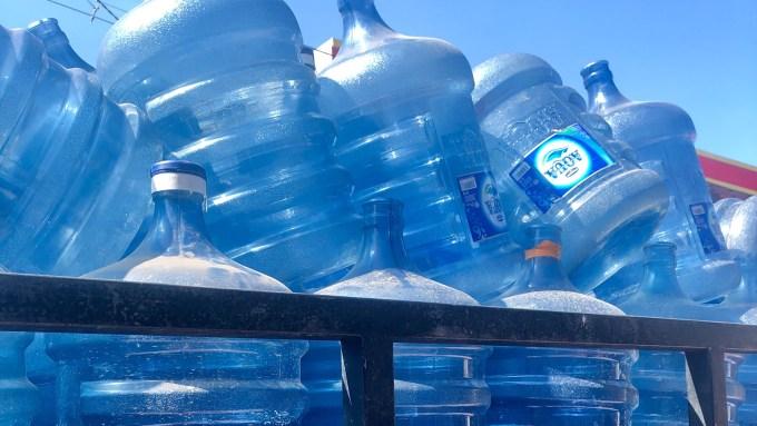 eau du robinet ou en bouteille ?