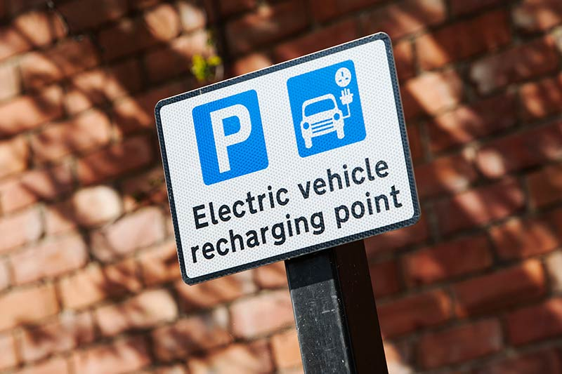 The importance of charging networks in the uptake of electric vehicles