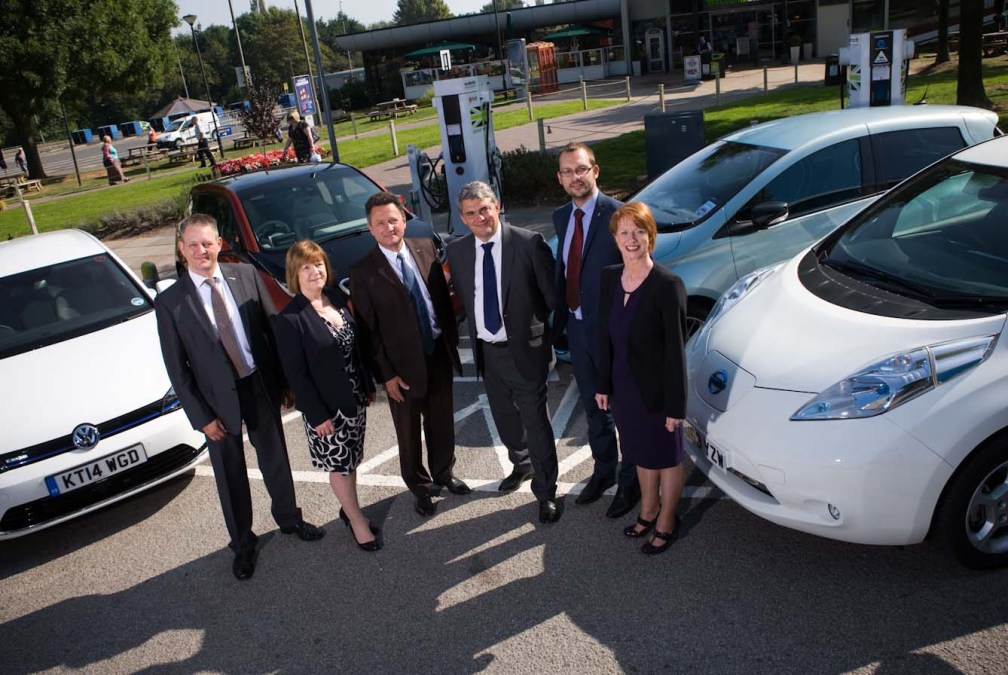 The results of the Rapid Charge Network project now available