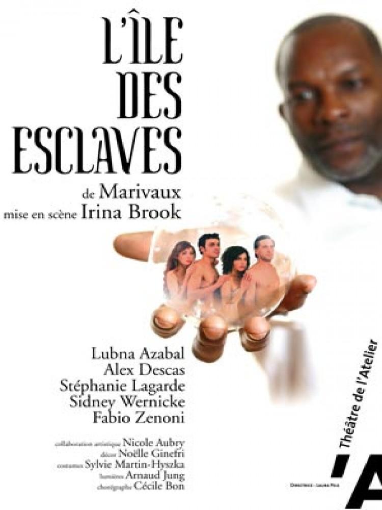 L'île des esclaves (DVD video, 2006) [WorldCat.org]