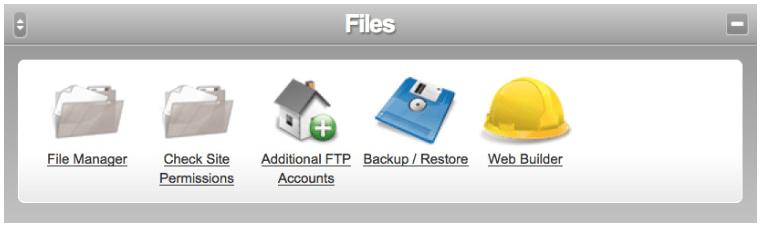 cp files screen