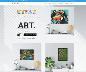 Hypar.co.uk website
