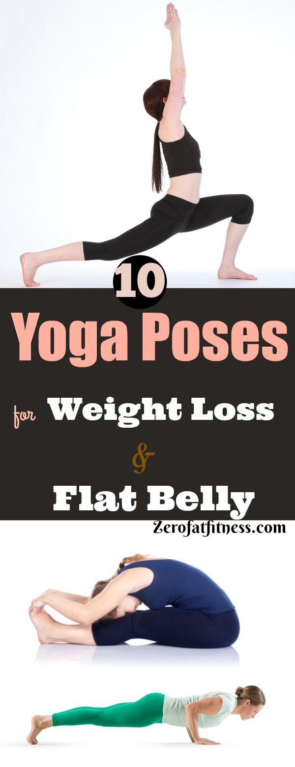 10 Best Yoga Poses for Weight Loss and Flat Belly ...