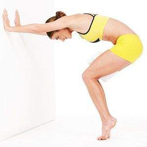 C-Curve Exercise for Flat Belly