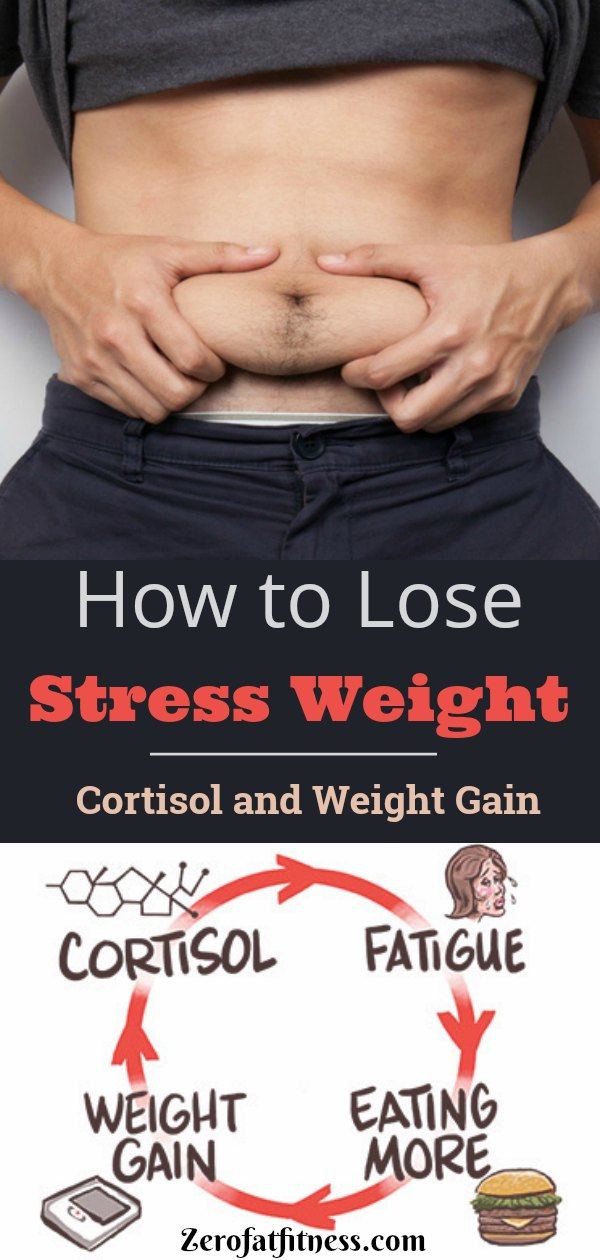How to Lose Stress Weight: Cortisol and Weight Gain