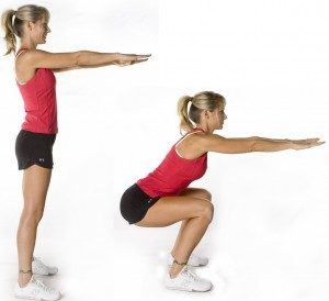 Squat- How to Lose Body Fat:10 Ways to Reduce Fat Percentage