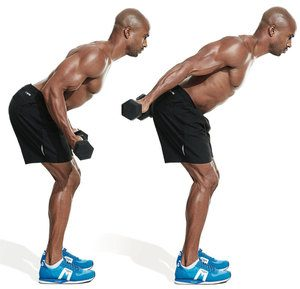 Straight Arm Pull Back - 10 Best Shoulder Exercises to Tone and Lose Arm Fat Fast
