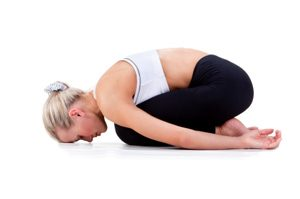 Child's Pose - Upper Back Stretches:15 Best Moves Upper Back Pain Relief