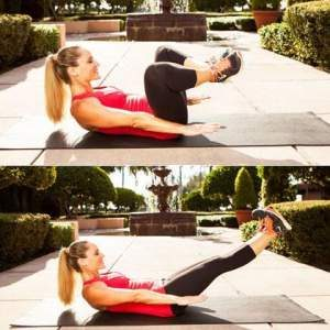 Frog Press to Reduce Belly Fat - How to Lose Lower Belly Fat:10 Best Ab Workouts