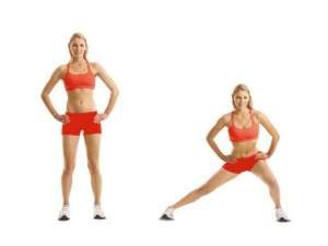 How to Get Rid of Inner Thigh Fat -10 Best Exercises