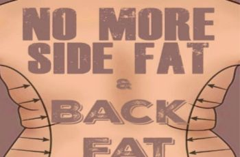 How to Get Rid of Back Fat Fast in 2 Weeks-Try These 14 Exercises