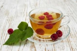Raspberry Leaf Tea to Reduce  Period Cramps