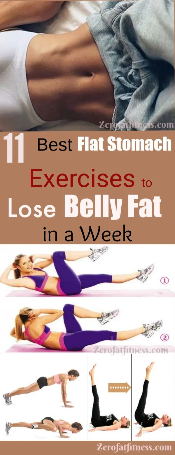 how to reduce belly fat in 3 days at home