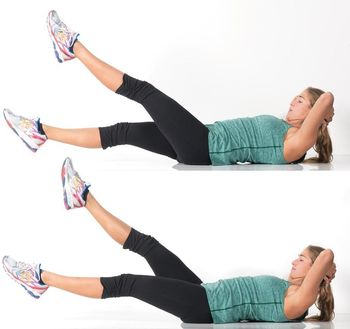11 Best Exercises to Get Rid of Muffin Top and Side Fat Fast at Home