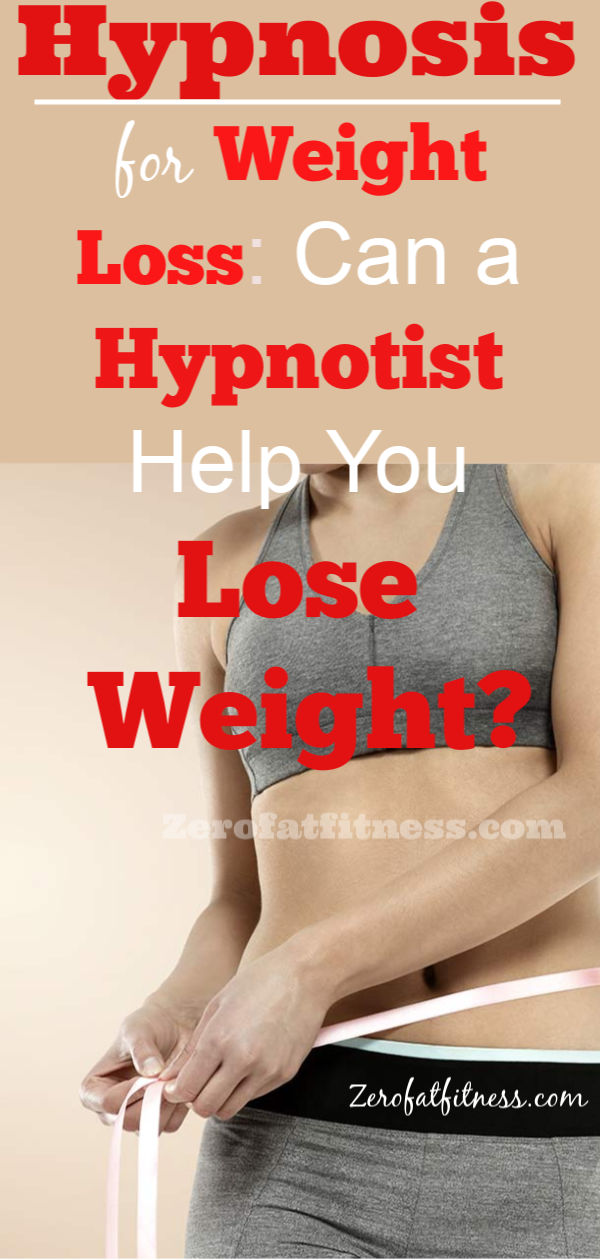 Hypnosis for Weight Loss: Can a Hypnotist Help You Lose Weight
