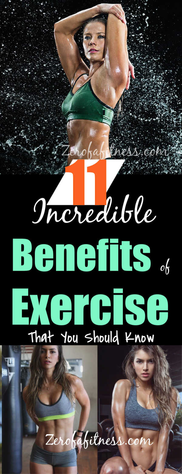 Benefits of Exercise-11 Incredible Benefits of Regular Physical Activity