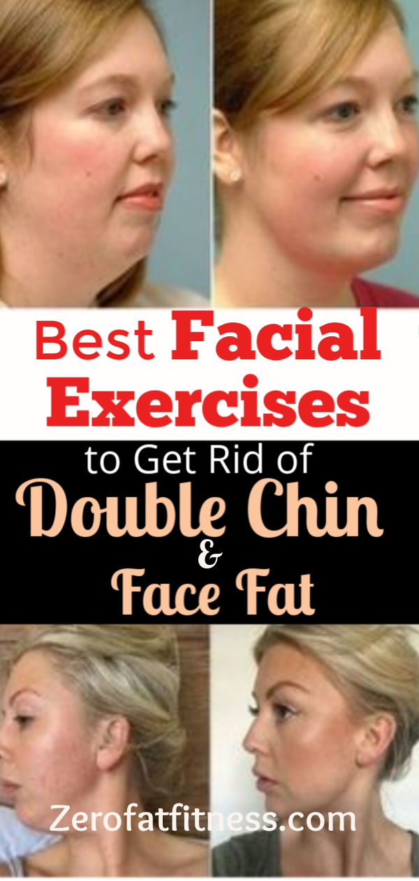 9 Best Anti Aging Facial Exercises to Get Rid of Neck Fat and Double Chin