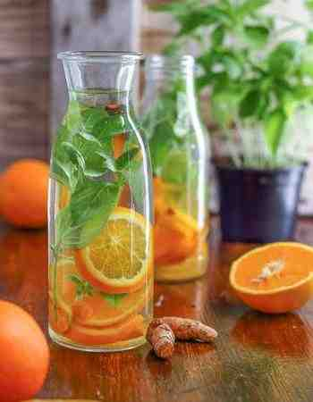 7 Fat Burning Infused Water Recipes for Weight Loss and Flat Belly