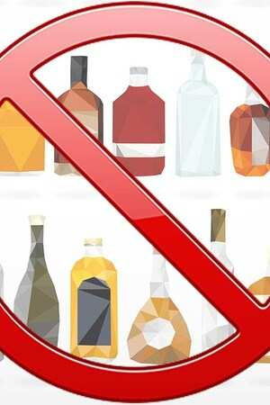 Avoid Alcohol - 11 Simple Tips for Eating Healthy While Traveling for Business