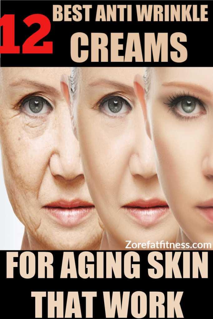 12 Best Anti Wrinkle Creams for Aging Skin That Work